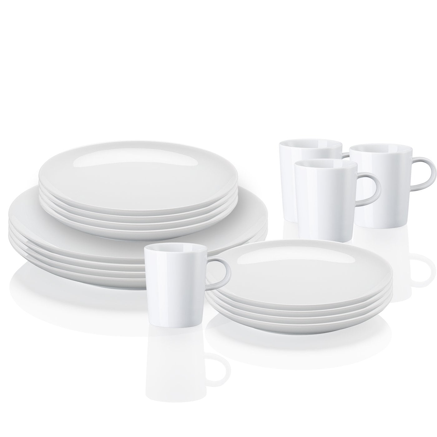 Cucina 4 X 4 family set 16 pcs.