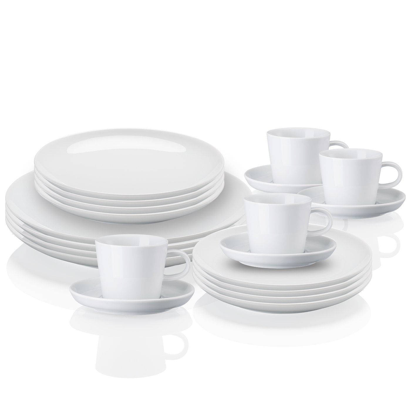 Cucina 4 X 4 family set 20 pcs.