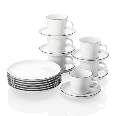 Coffee set 18 pcs.