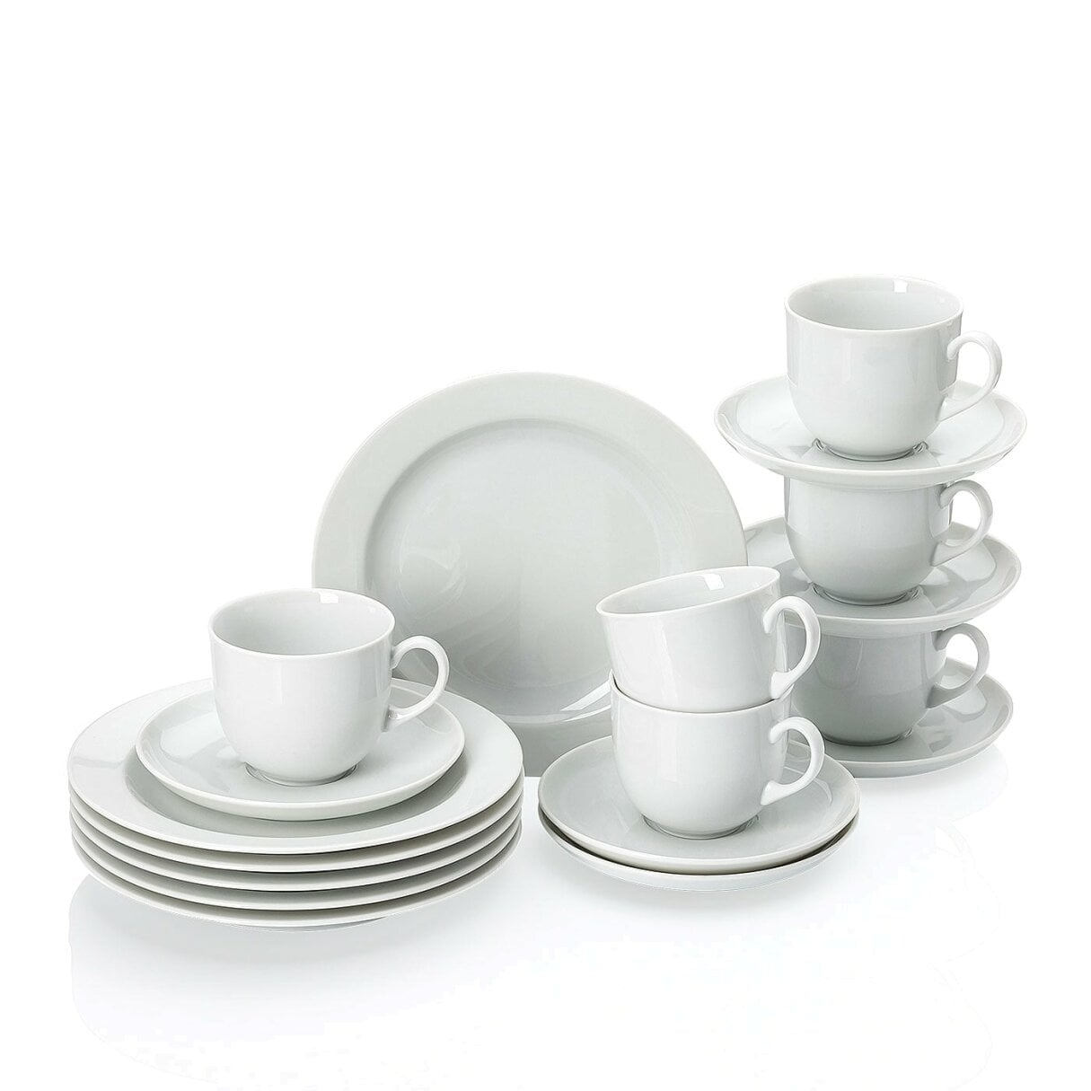 Coffee set, gift-boxed 18 pcs
