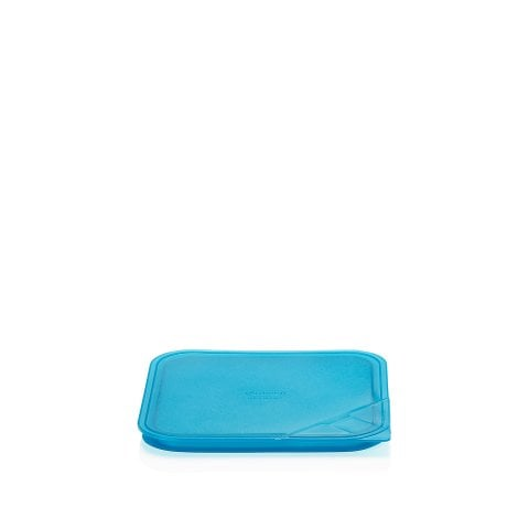 KITCHEN FRIENDS | TURQUOISE Vacuum Lid 18x18 cm